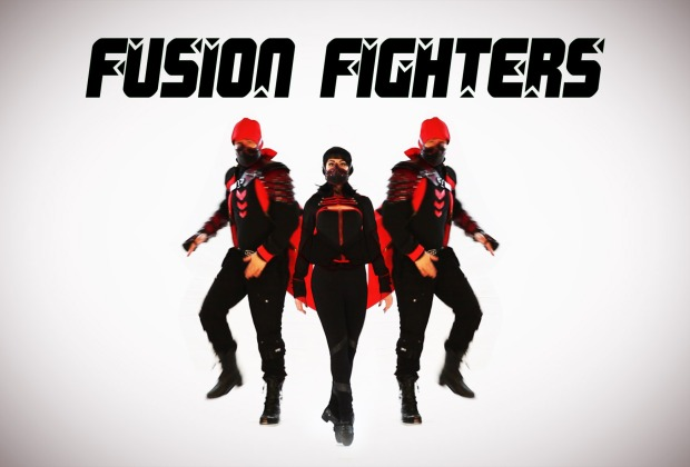 Fusion Fighters are a mysterious group of elite Irish, tap and hip hop dancers.